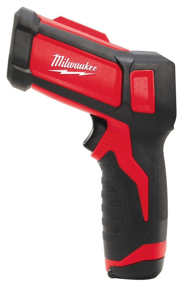 Milwaukee 2266-20 Infrarood-thermometer Optiek (thermometer) 12:1 -30 tot 500 °C Contactmeting
