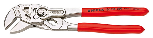Knipex Waterpomptang Sleutelbreedte 60 mm 86 03 300