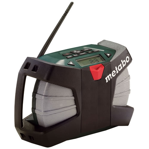 Metabo Bouwradio 10.8 Volt Rc 10,8 Wildcat Body