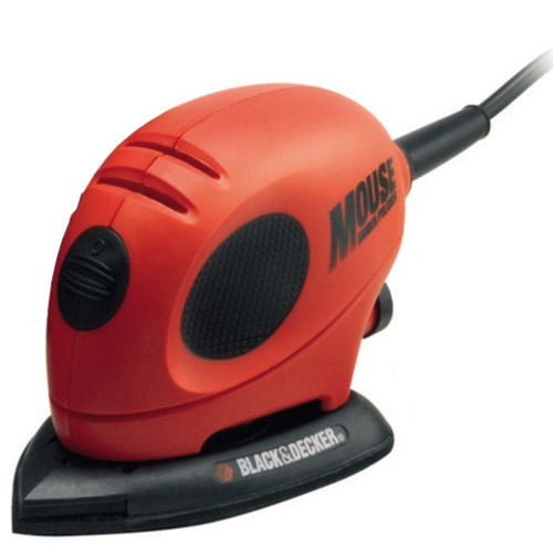 Black+Decker handpalmschuurmachine