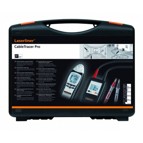 Laserliner CableTracer Pro | Multimeter | IQ serie - 083.070A afbeelding 2