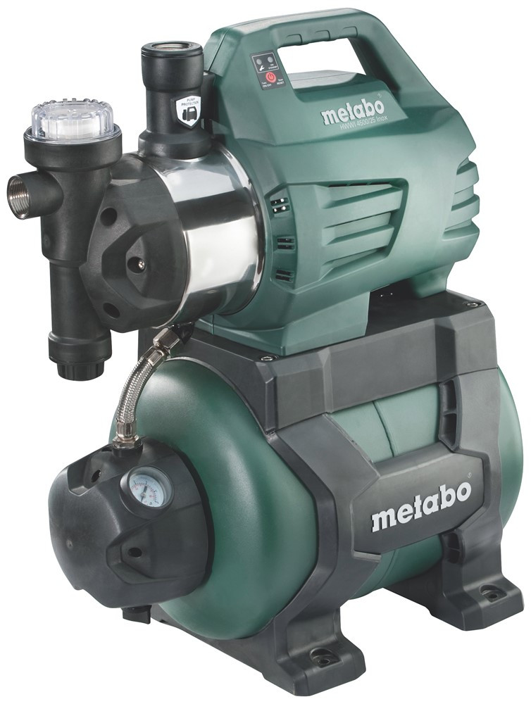 Metabo Huiswaterpomp  HWWI 4500/25 Inox - 600974000