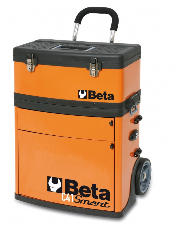 Beta C41S Trolley, twee-delig