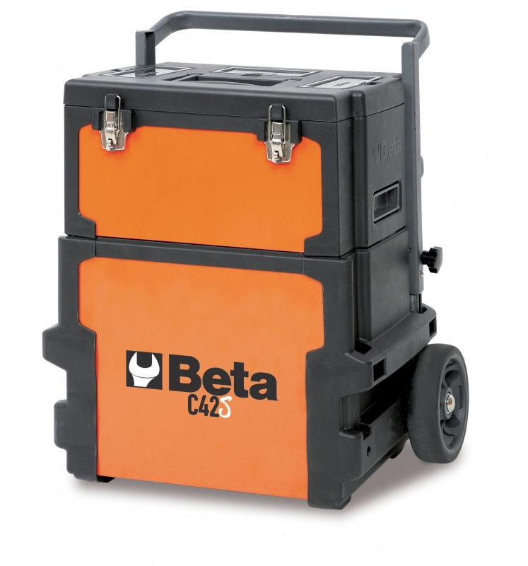 Beta C42S Trolley, twee compartementen - 042000001