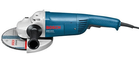 Bosch Blauw GWS 24-230 JH | 230mm 2400w | Restart Protection - 0601884M03