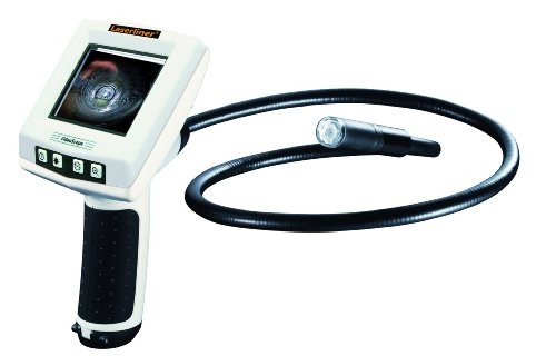 Laserliner Videoscope inspectie video-camera 9mm kop | 1m | PT serie