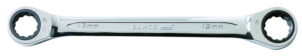 Bahco ring-ratelsleutel | 1320RZ-1/2-9/16