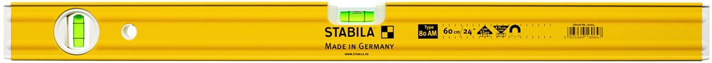 Stabila Waterpas, 80AM Prof magneet 100cm - 16066