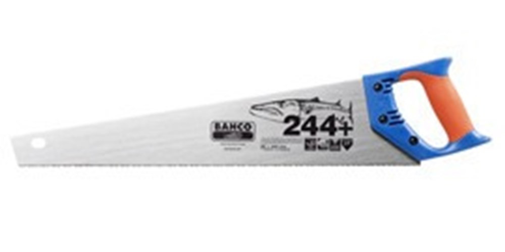 Bahco handzaag u7 1.03 mm barracuda | 244P-22-U7-HP
