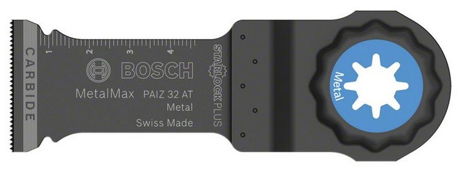Bosch Blauw  Carbide invalzaagblad PAIZ 32 AT Metal - starlock Plus |  2608662555  - 2608662555