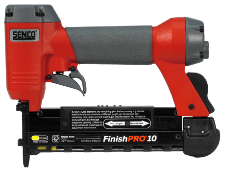 Senco FinishPro 10 Micropinner | 12-25mm