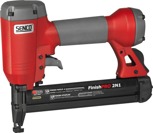 Senco FinishPro 2in1 | 16-32mm
