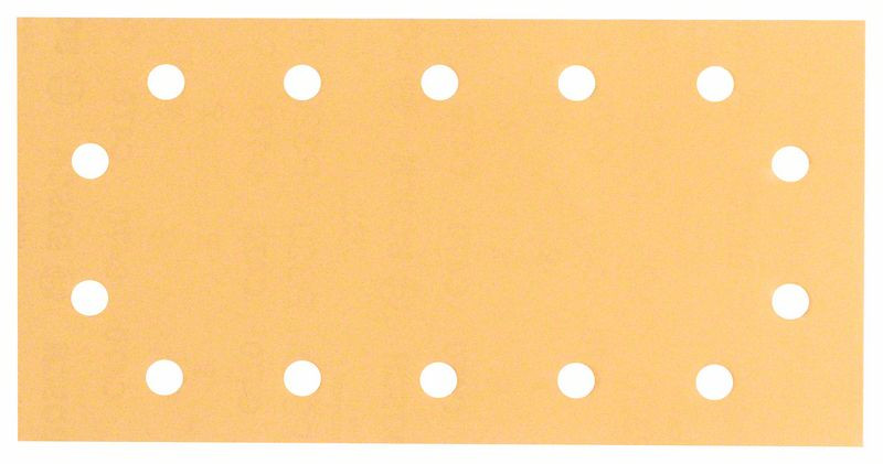Bosch Accessoires 40x Vlak 115x230 C470, Best for Wood+Paint 14, 320 - 2608605759