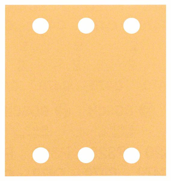 Bosch Accessoires 50x Vlak 115x107 C470, Best for Wood+Paint 6, 120 - 2608607458