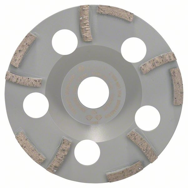 Bosch Accessoires Diamantkomschijf Expert for Concrete Extraclean 50 g/mm, 125 x 22,23 x 4,5 mm 1st - 2608602554