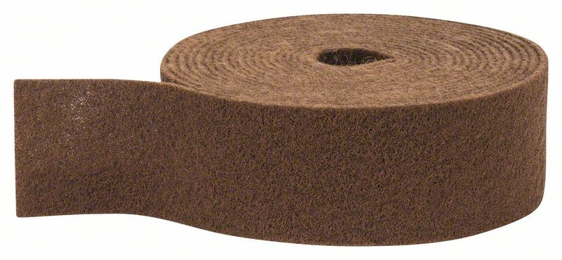 Bosch Accessoires 1 Fleecerol 100x10m , Best for Finish , Grof