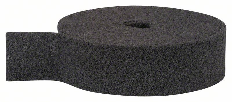 Bosch Accessoires 1 Fleecerol 100x10m , Best for Finish , Medium