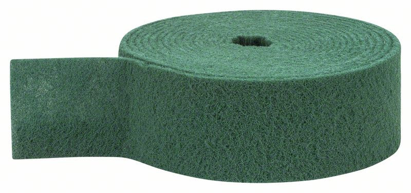 Bosch Accessoires 1 Fleecerol 100x10m , Expert for Finish , Zeer fijn