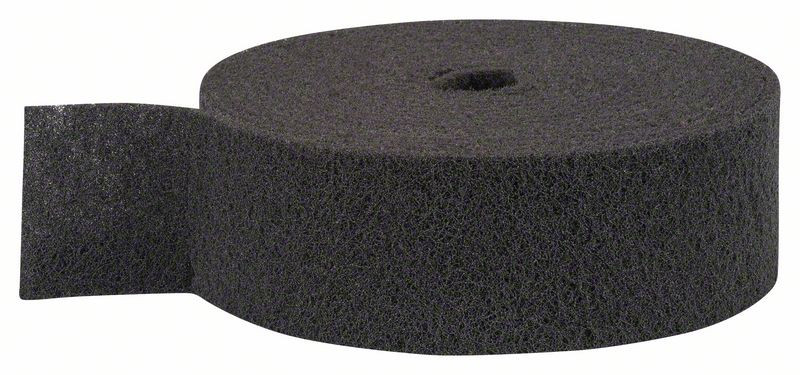 Bosch Accessoires 1 Fleecerol 115x10m , Best for Finish , Medium - 2608608220