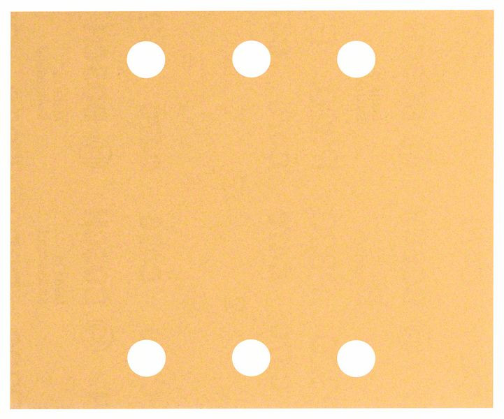Bosch Accessoires 10 Vlak 115x107 C470, Best for Wood+Paint 6, SET