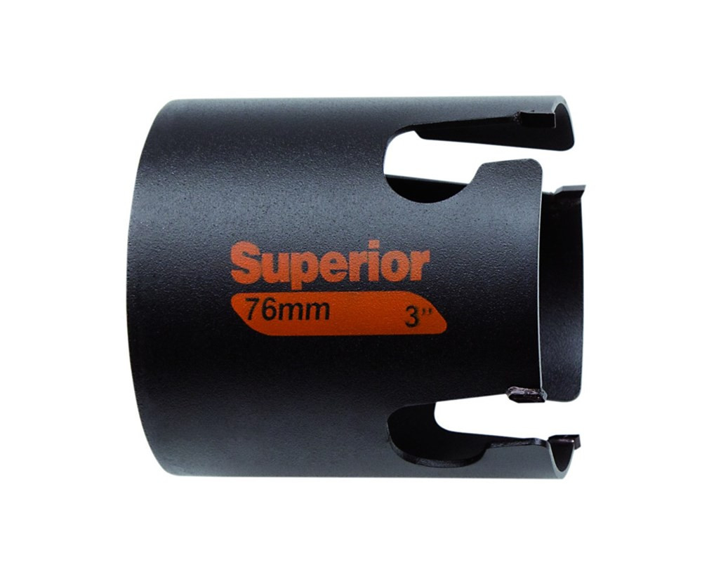 Bahco superior gatzaag 25 mm | 3833-25-C - 3833-25-C