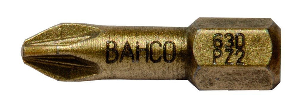 Bahco bit pz1 25mm 1-4  diamond | 63D/PZ1