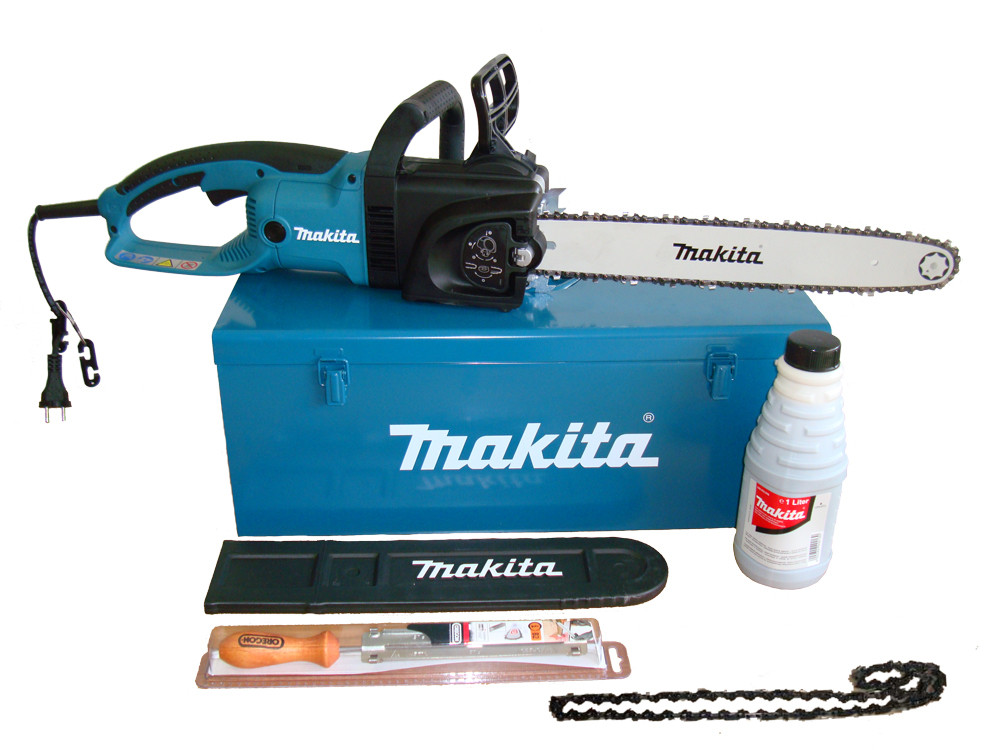 Makita UC4030AK Kettingzaag | 2000w 400mm | In koffer