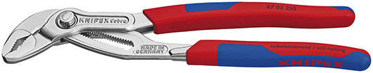 Knipex Waterpomptang Cobra verchr. 300 mm - 87 05 300