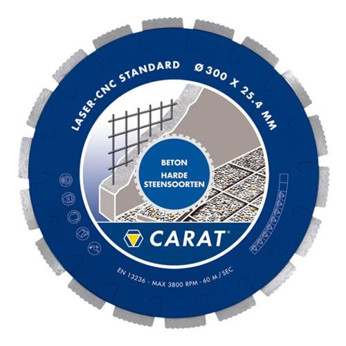 Carat Diamantzaag Beton  Ø350X30,00Mm