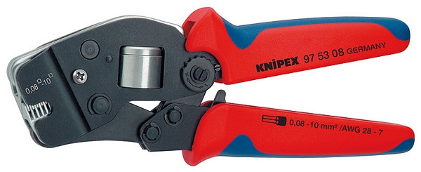 Knipex Aderhulstang zelfstelling - TA975308