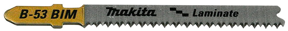 Makita Accessoires Decoupeerzgblad hout T. equivalent T101BIF Tandafstand 1,65mm Zacht- hardhout 42036mm - B-10970