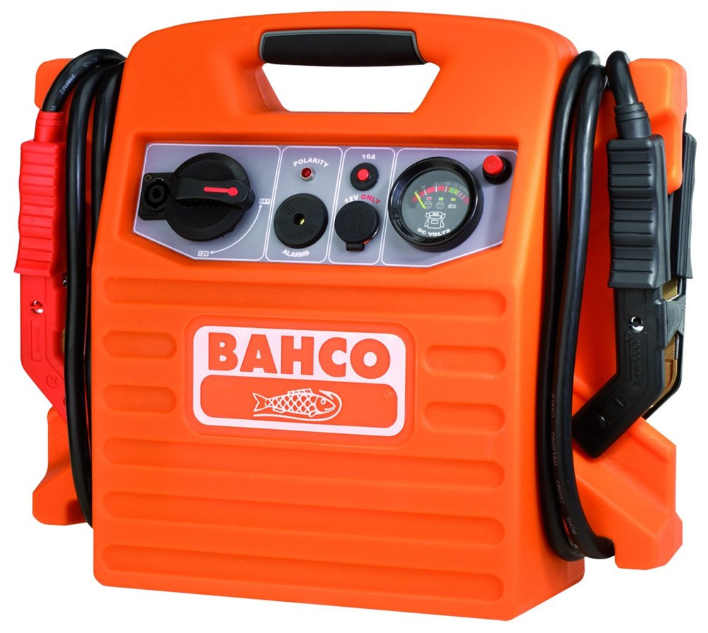 Bahco booster 12v 1200ca-13kg | BBA12-1200 - BBA12-1200