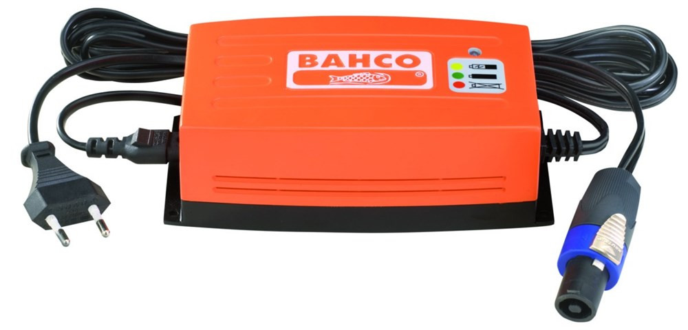 Bahco booster oplader 2a 24v | BBBC2A - BBBC2A