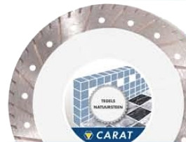 Carat Dual diamantzaag | 125mm - CVNS125M00
