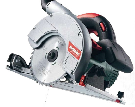 Metabo KSE 55 VARIO Plus invalzaag | 1200w | in Metaloc - 601204700