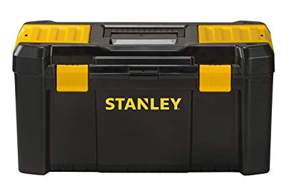 Stanley Koffers 19'' Essential toolbox plastic latches - STST1-75520 - STST1-75520