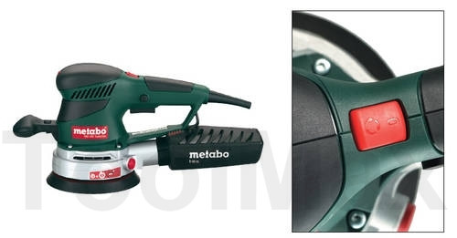 Metabo SXE 425 Turbo Tec | 125mm 320w - 600131000