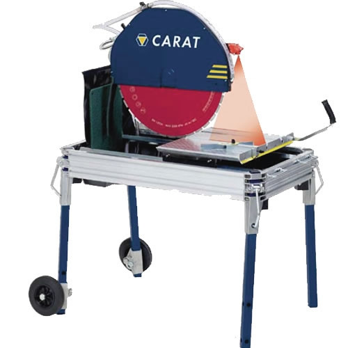 Carat T-6010 Laser Steenzaagmachine | 4000w 600mm | 400v