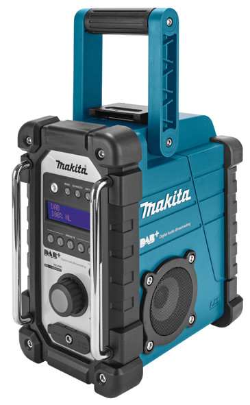 makita bmr105 bouwradio dab dab toolmax. Black Bedroom Furniture Sets. Home Design Ideas