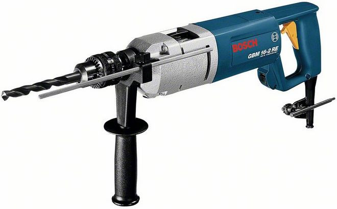 Bosch Blauw GBM 16-2 RE Boormachine | 1.050w - 0601120503