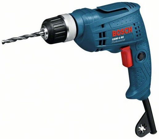 Bosch Blauw GBM 6 RE Boormachine | 350w - 0601472600