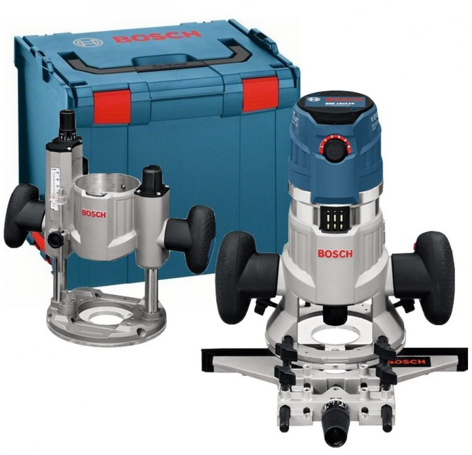 Bosch Blauw GMF 1600 CE Professional Multifunctionele frees | 1600w | in L-Boxx - 0601624002