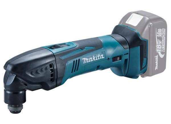 Makita DTM50Z 18 Volt Lithium-ion accu Oscillerende Multicutter | Losse Body