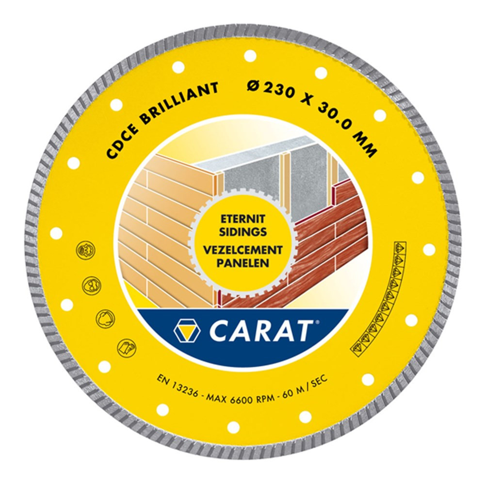 Carat Carat Eternit Brilliant Ø300X30.00Mm, Type Cdce