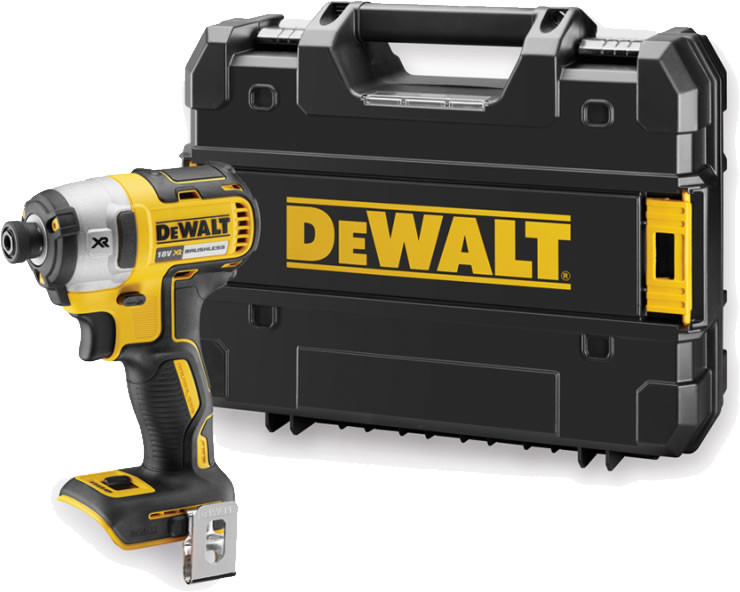 DeWalt DCF887NT 18V XR Brushless Li-Ion | body in TSTAK
