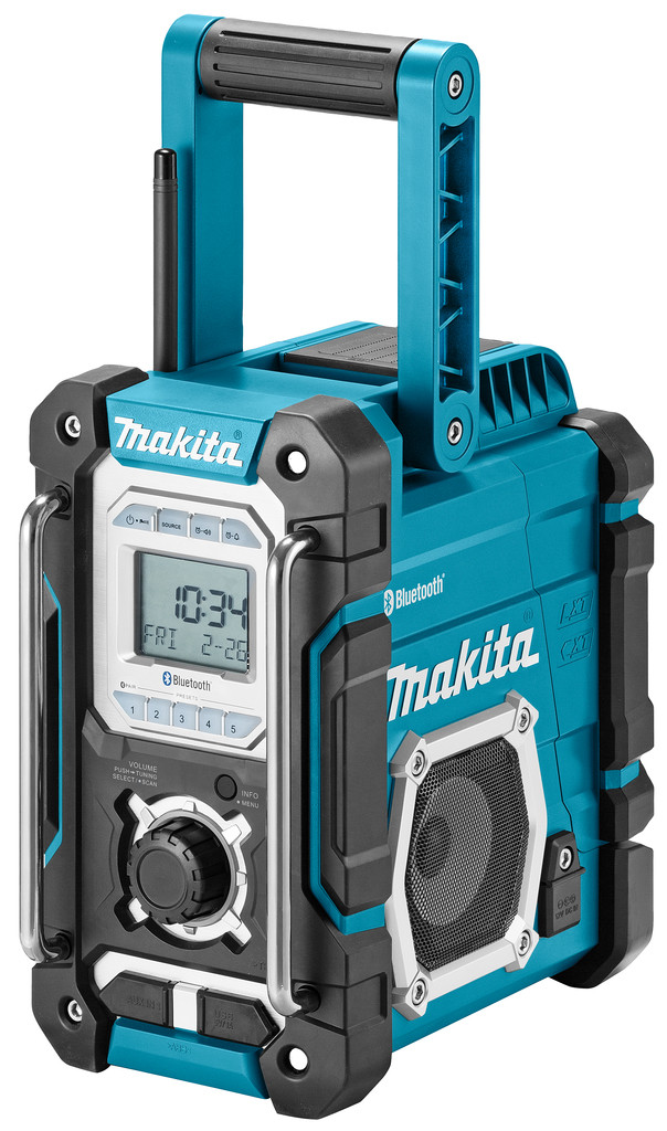 makita dmr108 bouwradio met bluetooth toolmax. Black Bedroom Furniture Sets. Home Design Ideas