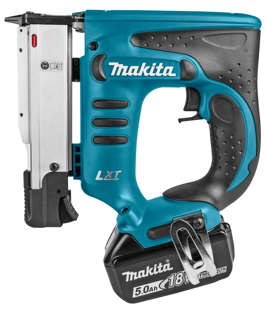 Makita DPT351RTJ Tacker | 18v 5.0Ah Li-Ion