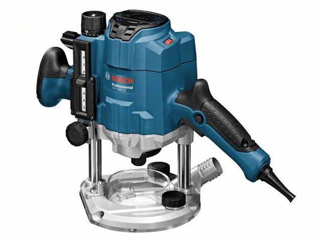Bosch Blauw GOF 1250 CE Professional Bovenfrees | 1250w - 0601626000