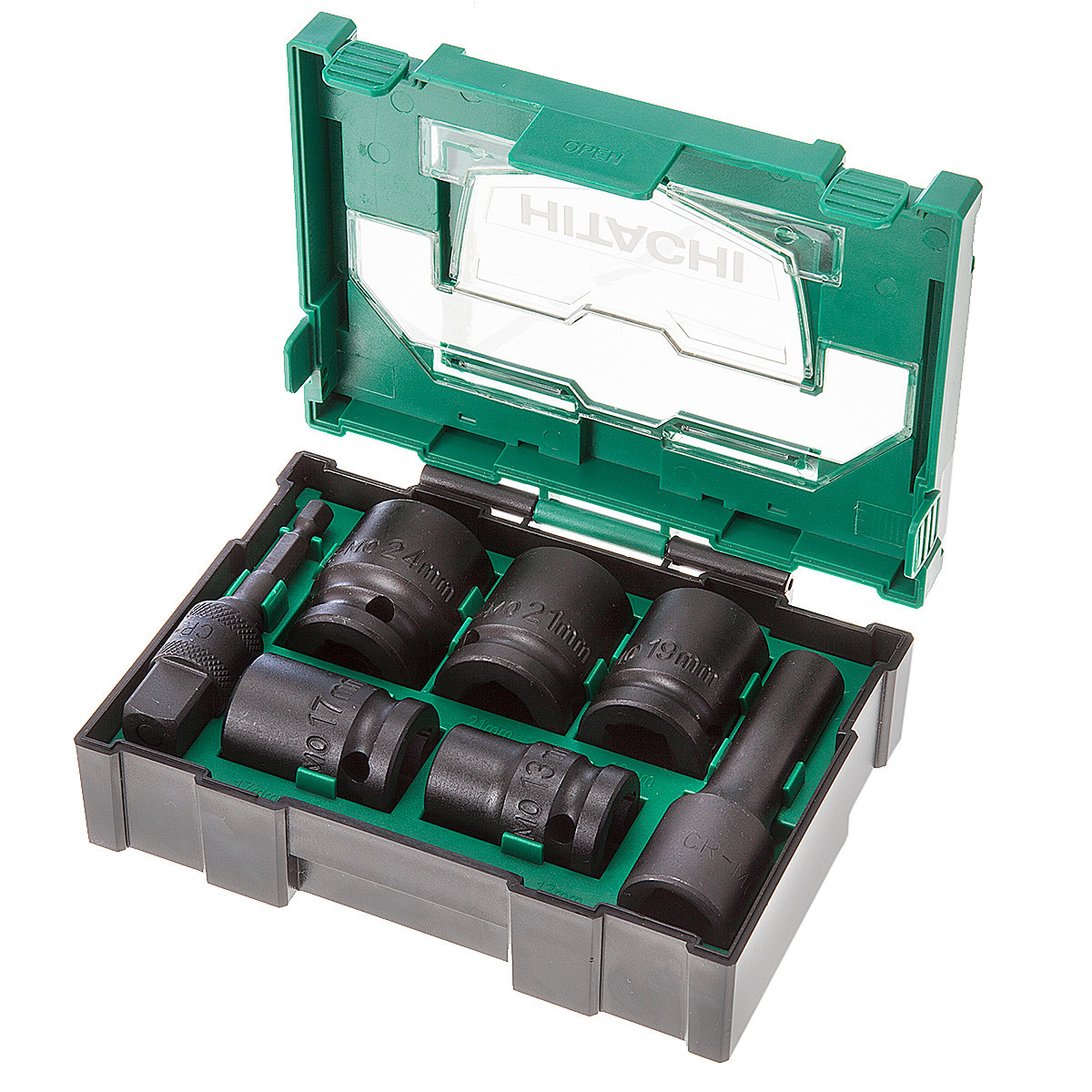 Hitachi Krachtdop-box 7-dlg | 40030025