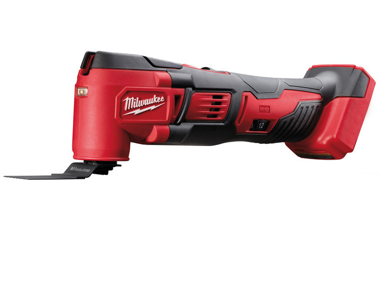 Milwaukee M18 BMT-0 multi-tool Body | zonder accu's en lader - 4933446203